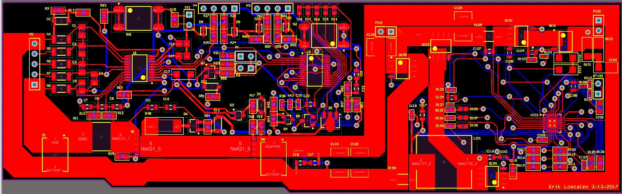 Custom Printed Circuit Boards Erik Loscalzo Dartmouth Formula Racing Pcbs